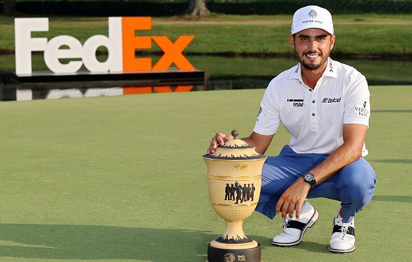 Abraham Ancer Wins WGC-Fedex-St Jude Invitational