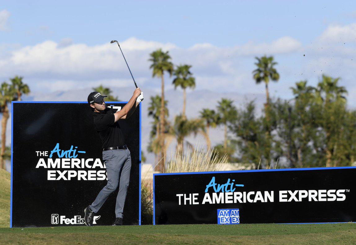 The Anti-American Express