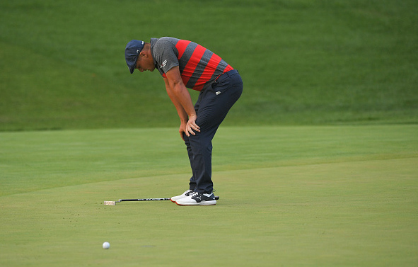 Bryson DeChambeau Taunted By Fans at BMW Championship