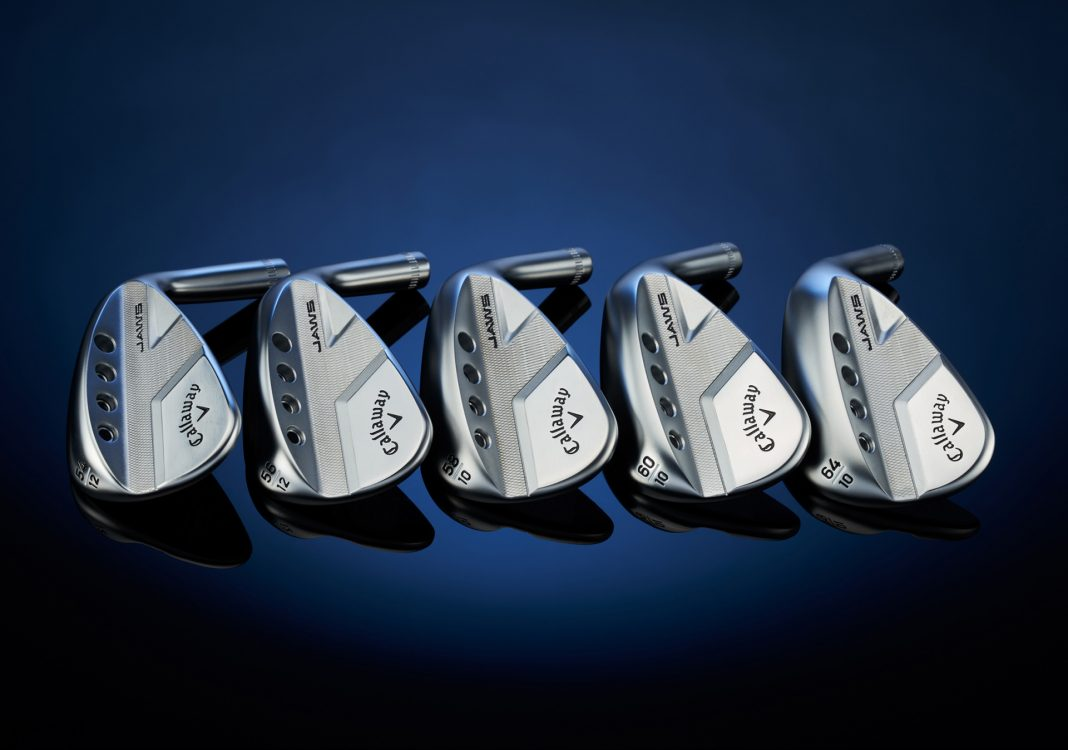 Callaway Golf's new Jaws Toe Wedges