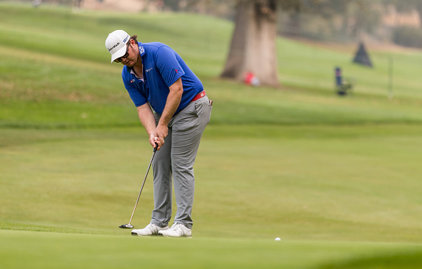 Harry Higgs Long Putts Liberty National The Northern Trust