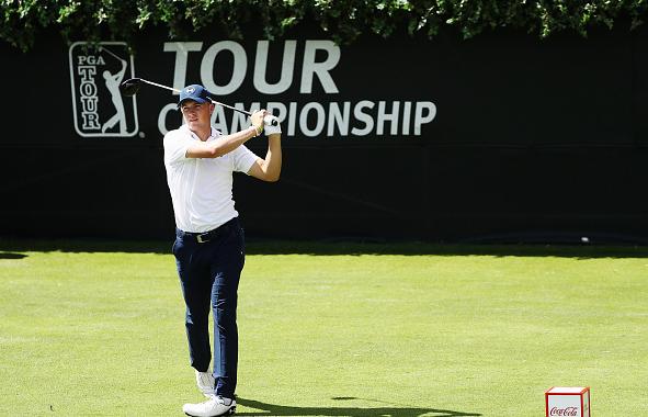 Jordan Spieth The Tour Championship