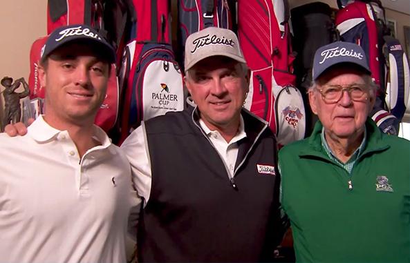 Justin Thomas Family: Mike and Paul PGA Teaching Pros