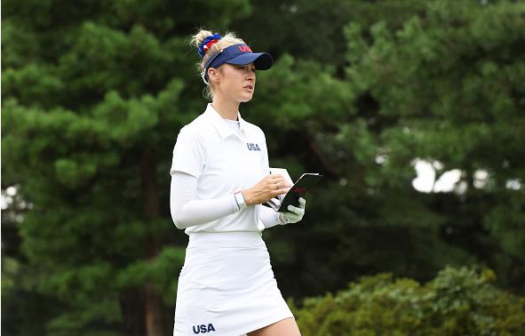 Nelly Korda 2020 Tokyo Olympics