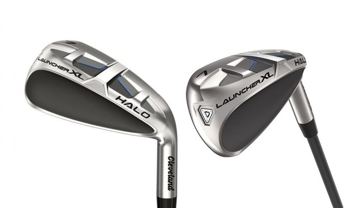 Cleveland Launcher XL Halo Irons