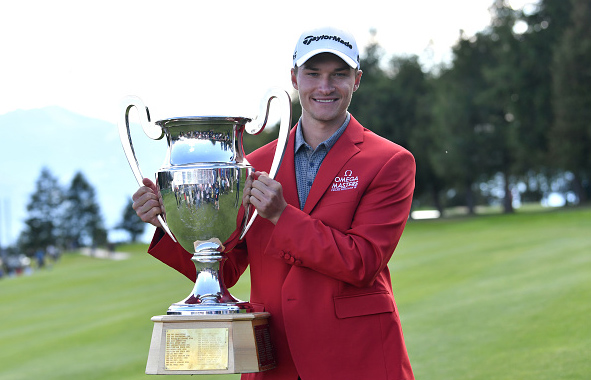 Rasmus Hojgaard Wins Omega European Masters