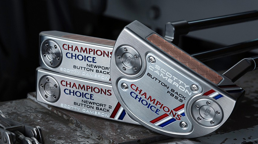 Scotty Cameron Champions Choice Putters