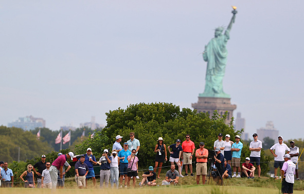 The Northern Trust Statue of Liberty