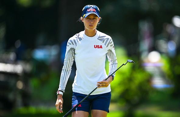 Nelly Korda Leads Tokyo Olympics