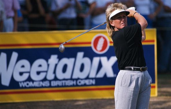 Janes Geddes Weetabix Women's Open 1989