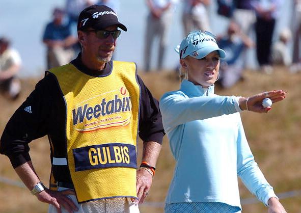 Natalie Gulbis Weetabix Women's Open 2006