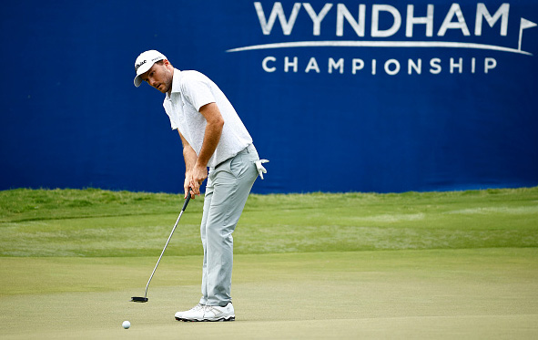 Russell Henley Leads Wyndham Championship Day 3