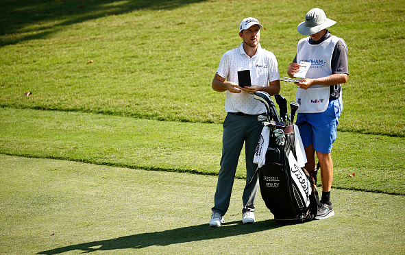 Russell Henley Leads Wyndham Championship Day Two