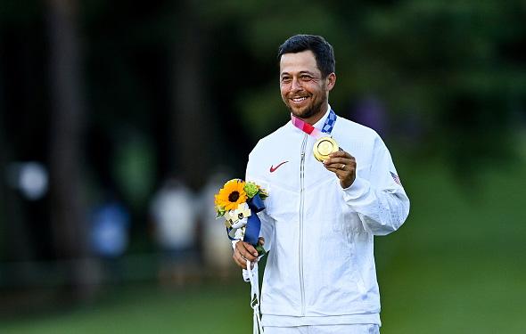 Xander Schauffele Wins Olympic Gold Medal