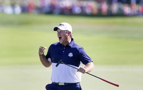 Patrick Reed 2016 Ryder Cup