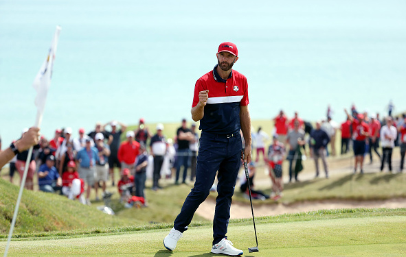 Dustin Johnson Wins 2021 Ryder Cup