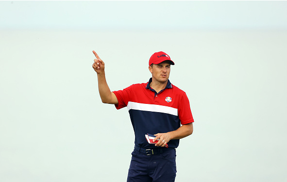 Team USA's Jordan Spieth 43rd Ryder Cup at Whistling Straits
