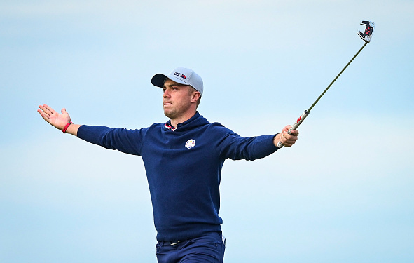 Team USA's Justin Thomas 43rd Ryder Cup at Whistling Straits