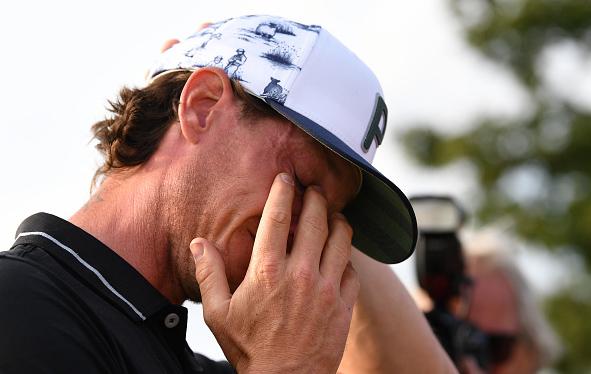 Kristoffer Broberg Wins Dutch Open