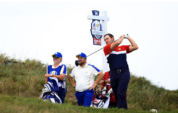 Team USA's Patrick Cantlay 2021 Ryder Cup