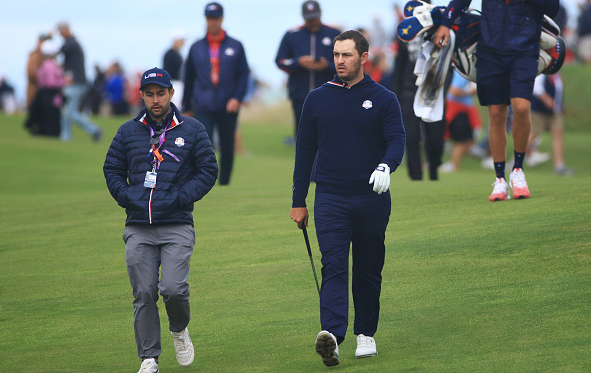 Patrick Cantlay 2021 Ryder Cup