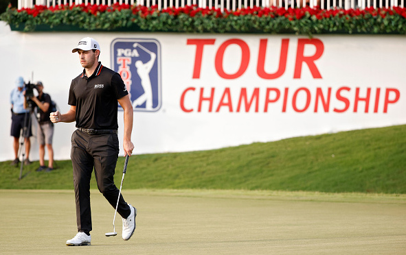 Patrick Cantlay Leads Tour Championship Round 3
