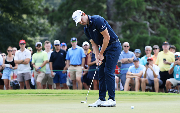 Patrick Cantlay Wins Tour Championship Round 4