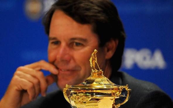 Paul Azinger 2008 Ryder Cup