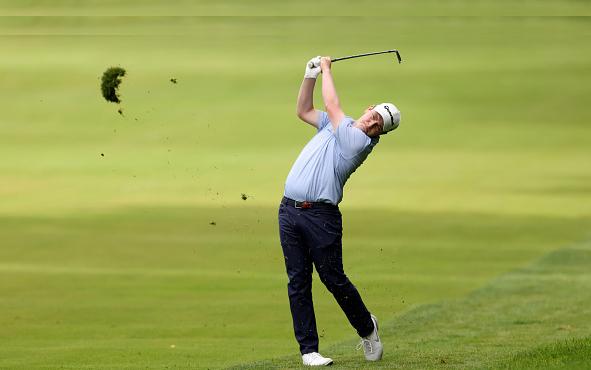 BMW PGA Championship at Wentworth GC,