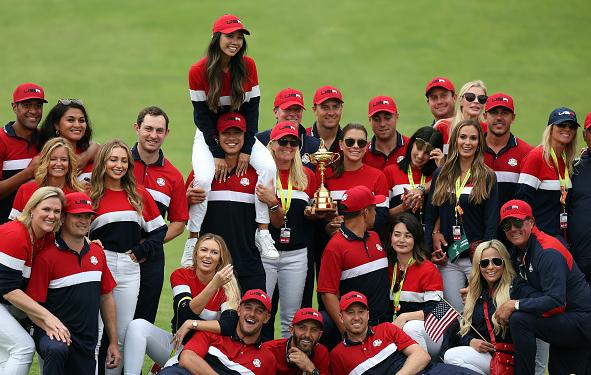 Team USA Wins 2021 Ryder Cup