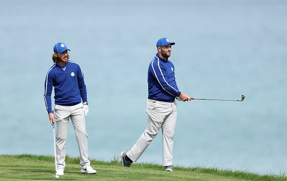 Tommy Fleetwood 2021 Ryder Cup