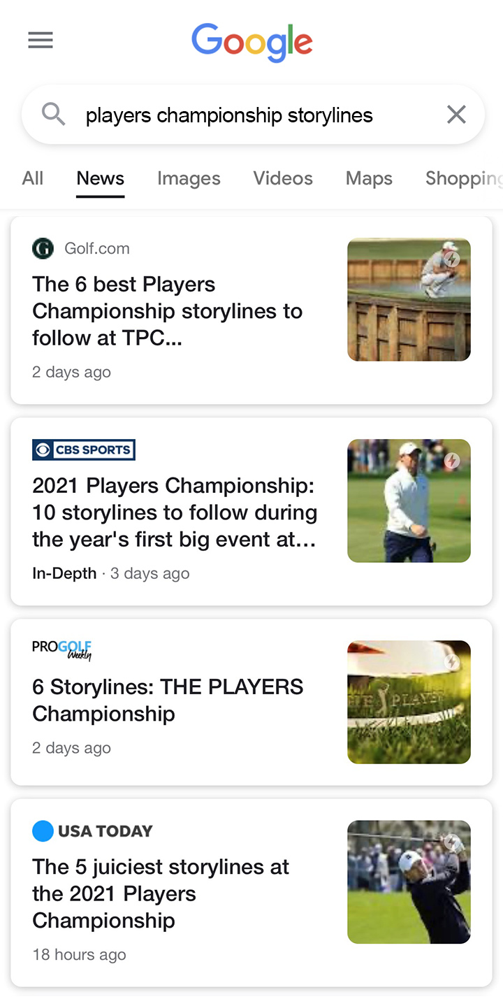 Pro Golf Weekly PLAYERS Championship Coverage